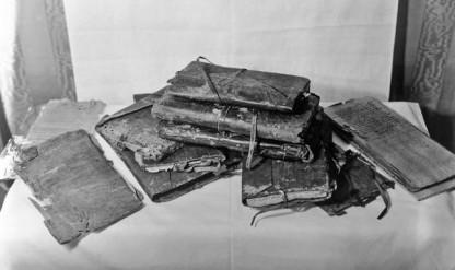 The Nag Hammadi codices