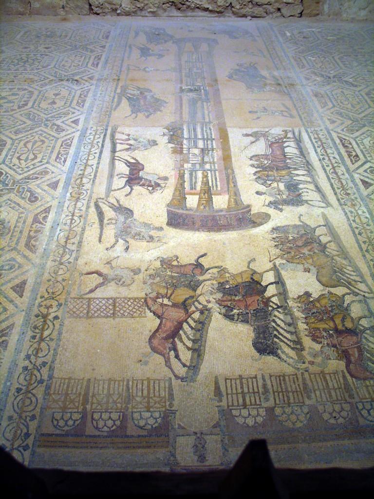 Villa Selene, chariot racers - autoleveled