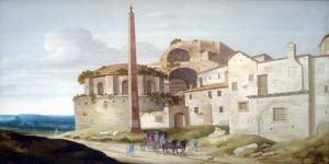 Rotondo di Sant'Andrea, Vatican, Rome.  1629