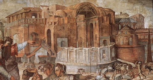 Giorgio_Vasari_-_Paul_III_Farnese_Directing_the_Continuance_of_St_Peter's_-_WGA24304