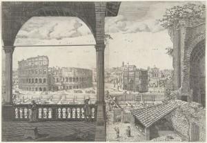 Lievin Cruyl, 1666.  Via Rikjsmuseum