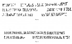 Fig.12 Vermaseren's facsimile (1965)