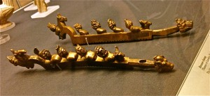 Roman castration clamps. Cult of Cybele / Attis.