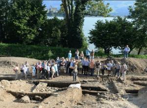 Kempraten - new Mithraeum?