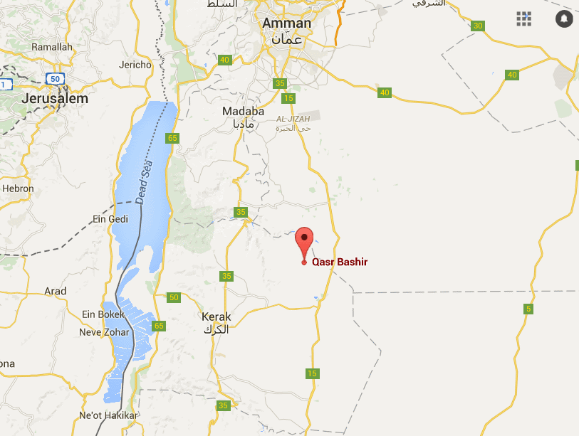 qasr_bashir_map