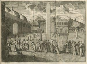 La Mottraye, 1727
