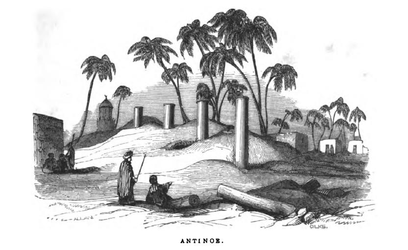 John H. Allan. Antinoe. 1843